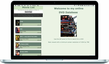 DVD Collectors Database