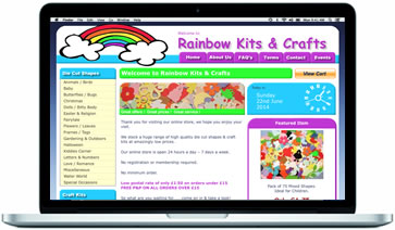 Rainbow Kits & Crafts